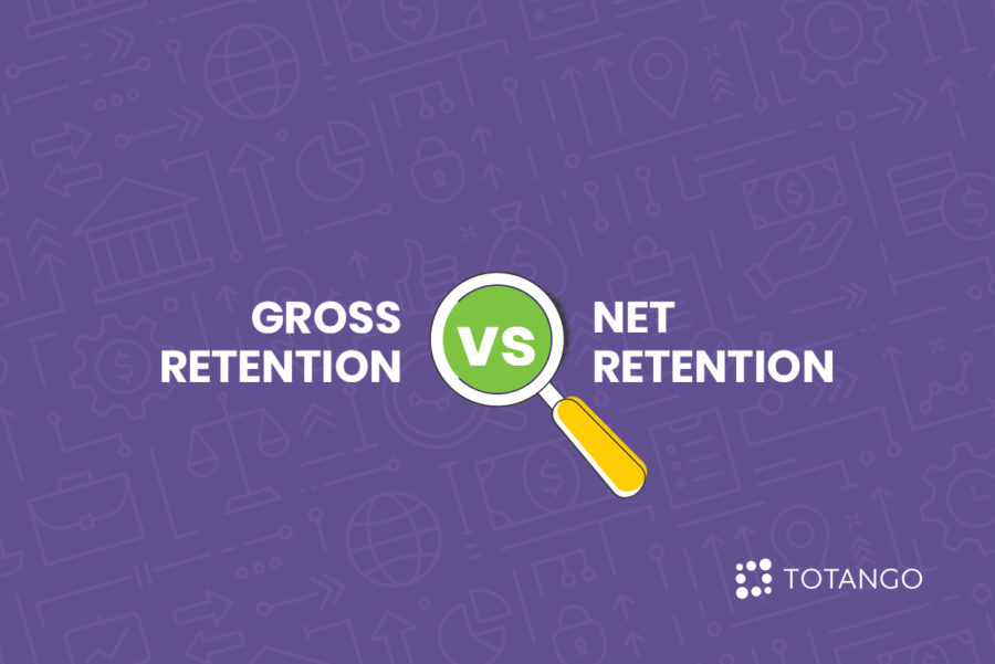 gross retention v net retention blog